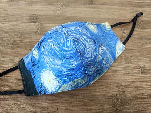 Starry Night Mask