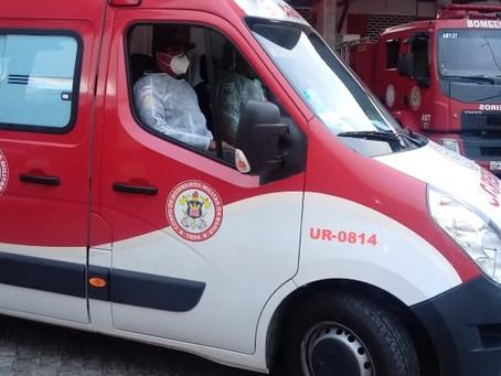 Bombeiros salvam vida de recém-nascido em Jequié
