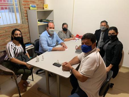 Vereador Renato Brandão se reúne com Vereador de Petrolina para discutir pautas ambientais e animais