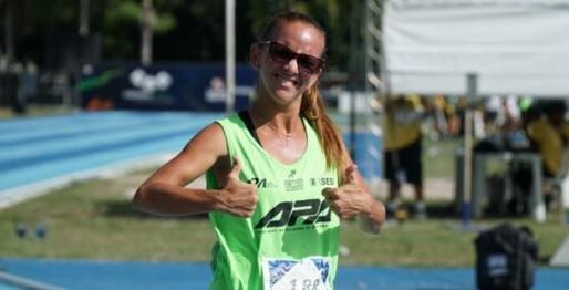 Paralimpíada de Tóquio terá 9 baianos representando o Brasil com a juazeirense Samira Brito