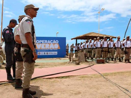 Operação Verão da Polícia Militar será lançada pelo governador nesta quarta-feira (dia 13)
