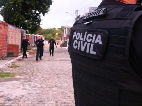 Oito mandados de prisão cumpridos durante ação integrada