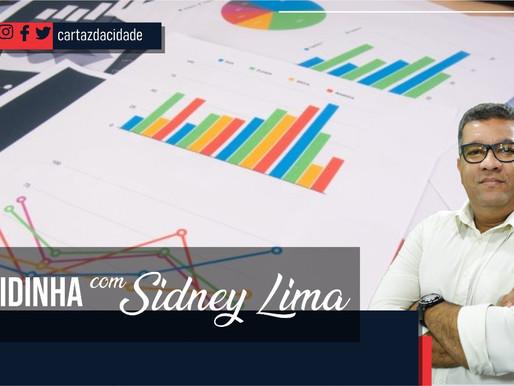 """""""Rapidinha"""" com Sidney Lima - Pesquisa eleitoral"""