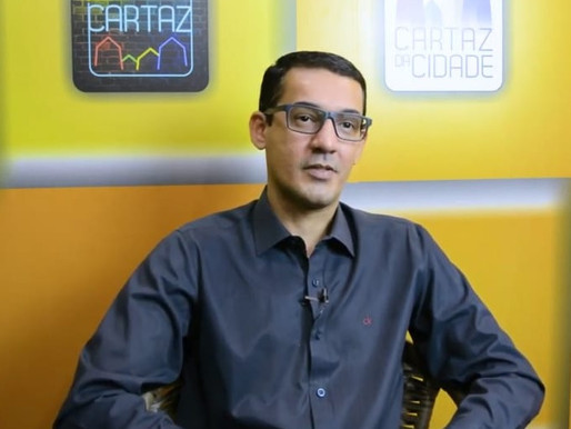 Em Cartaz - Diego Rosa, Candidato a vereador em Juazeiro