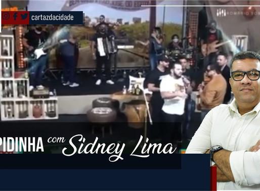 """""""Rapidinha"""" com Sidney lima"""