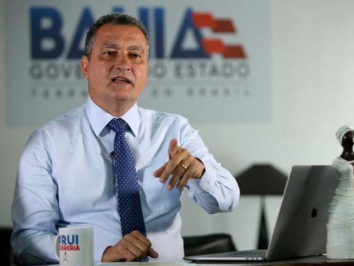 Governador da Bahia pede que bancada vote unida em pontos da reforma da previdência.