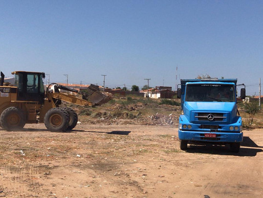 Prefeitura de Juazeiro volta a chamar atenção da população para o descarte irregular de lixo