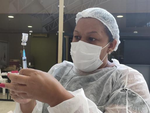 Plantão de Vacinação contra o Covid-19 neste sábado (16) em Juazeiro