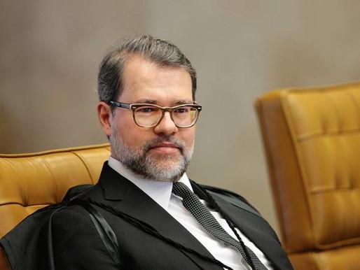Após manifestações, STF decide não divulgar agenda de Dias Toffoli.