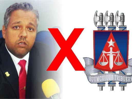 Empréstimo de R$ 35 milhões X decisão judicial.