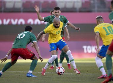 Brasil vence o México e vai disputar o ouro no futebol masculino