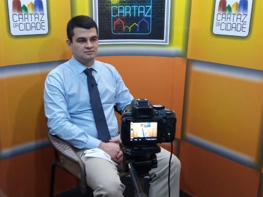 Em Cartaz - Tudo sobre descolamento de retina com o Dr. Epitácio Neto