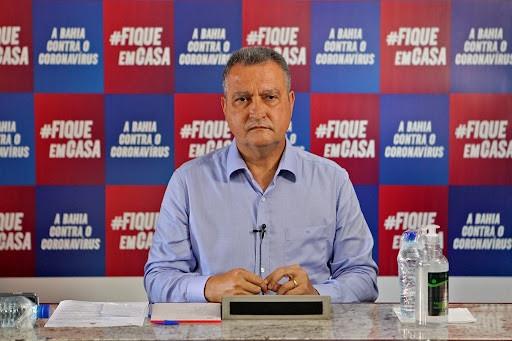 Bahia: Inquérito sigiloso que cita Rui Costa sobre compra de respiradores está na CPI da Covid-19