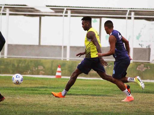 FUTEBOL: Juazeirense se prepara enfrentar o Volta Redonda na Copa do Brasil
