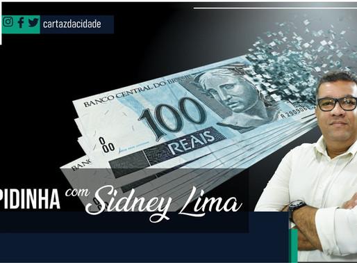 """""""Rapidinha"""" com Sidney Lima: Aonde foi parar o dinheiro do Governo Federal para o COVID-19 ?"""