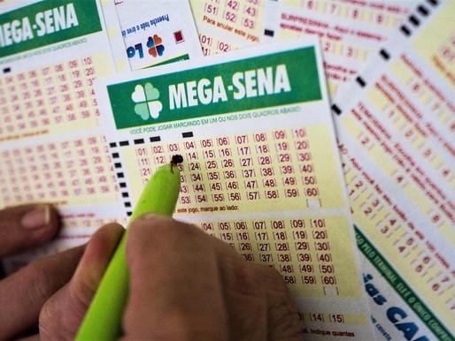 Mega-Sena sorteia R$ 46 milhões na próxima quarta (04)