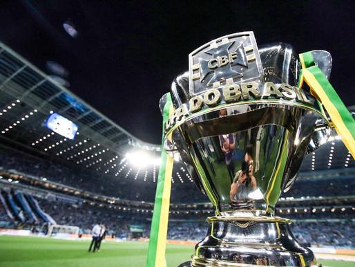 Times Baianos se classificam para 3ª fase da Copa do Brasil