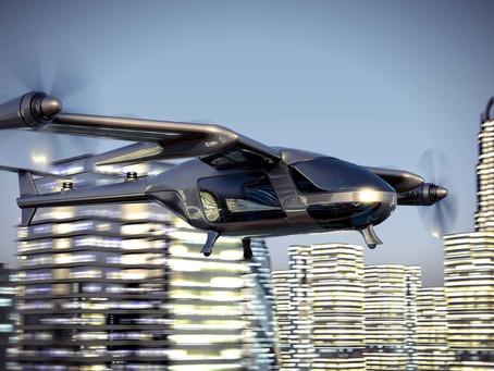 Mobilidade urbano no ritimo dos drones