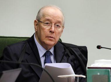 Celso de Mello determina depoimento presencial de Bolsonaro em inquérito no STF