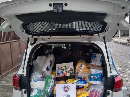 Fraldas geriátricas e itens de higiene são entregues para ONG
