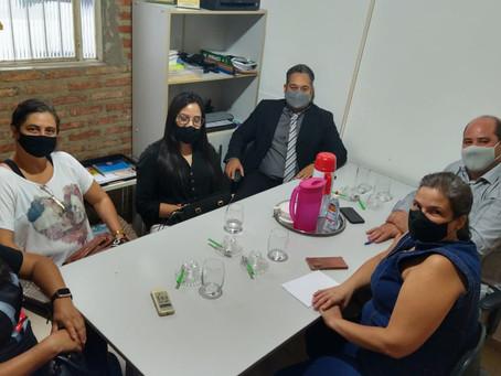 Causa animal em pauta na agenda de Renato Brandão