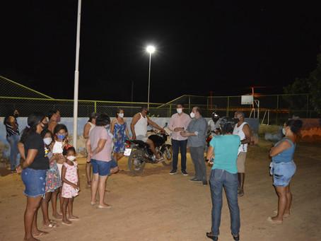 Renato Brandão visita o Salitre nesta sexta-feira (16)