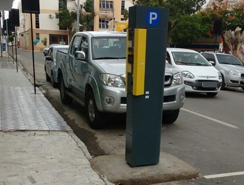 Zona Azul em Juazeiro: motoristas e população x administração pública municipal.
