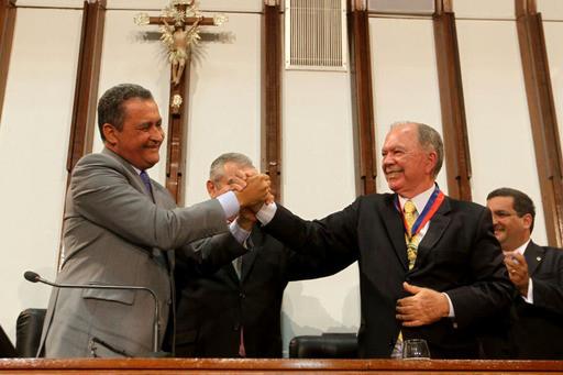 Clima tenso entre Rui e João Leão tem preocupado aliados do Governador; saiba o motivo