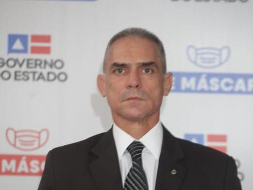 Subsecretário da Segurança Pública da Bahia é exonerado do cargo