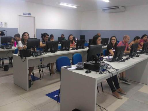 Servidores da Prefeitura de Juazeiro concluem curso de Excel oferecido pela EGESP.
