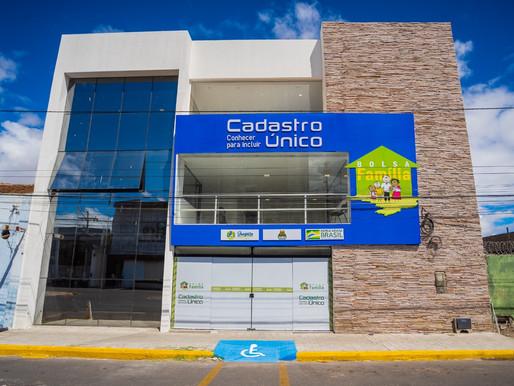 Juazeirenses tem nova sede do Cadastro Único, espaço antes chamado Casa do Bolsa Família