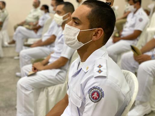 PM forma 17 oficiais médicos e dentistas nesta quinta-feira (07)