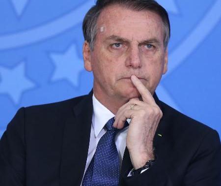 Bolsonaro diz que cogita não se candidatar à reeleição em 2022