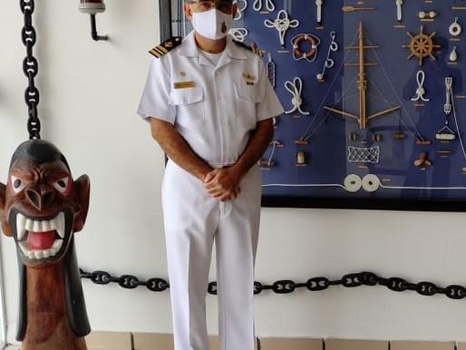 Exclusivo: Comandante da Marinha orienta sobre segurança e fiscalização no Velho Chico; veja o vídeo