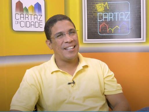 Em Cartaz - Iuric Pires, pré-candidato a vereador em Juazeiro