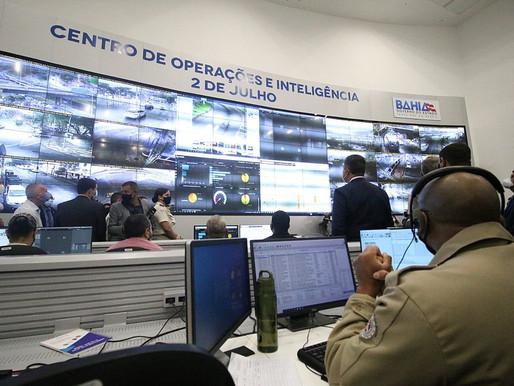 Policiais e viaturas terão aparelhos remotos de vigilância na Bahia
