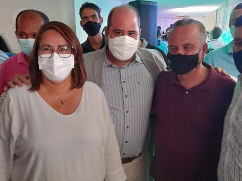 Renato Brandão participa de evento do MDR em Juazeiro