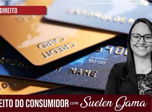 Recebimento indevido de cartões de crédito