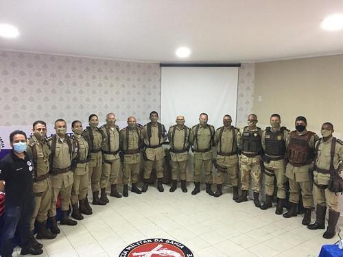 CPRN realiza reunião com as unidades operacionais da Área Integrada de Segurança Pública (AISP) /46