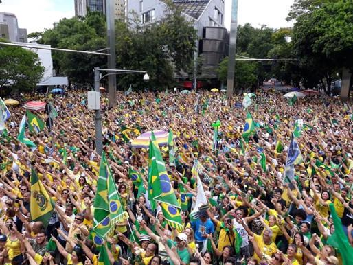 Manifestação a favor do Presidente Jair Bolsonaro deve agitar o domingo em Juazeiro.