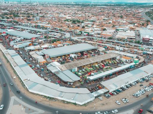 Mercado do Produtor: Cartaz da Cidade bate papo com diretor da  (AMA), Britoaldo Alves.