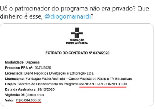 Blogueiros são acusados de receberem R$ 8 Mi em recursos públicos para atacarem o presidente