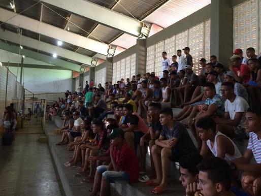 Segunda semana dos Jogos Escolares foi marcada por muitos gols em Juazeiro.