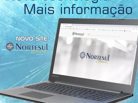Novo site facilita a vida de participantes