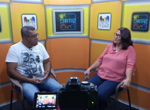Suzana Ramos é a voz da mulher entre os pré-candidatos para a prefeitura de Juazeiro.