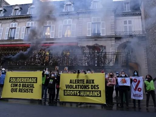 """Hospital lotado é culpa de """"24 anos de esquerda"""", diz embaixador do Brasil em Paris"""