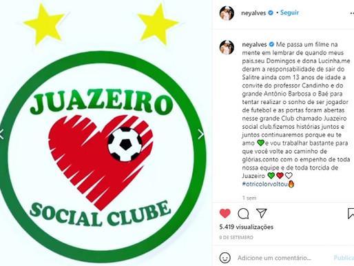 Após 5 anos longe das competições, Juazeiro Social Clube deve voltar sob o comando de Ney Alves
