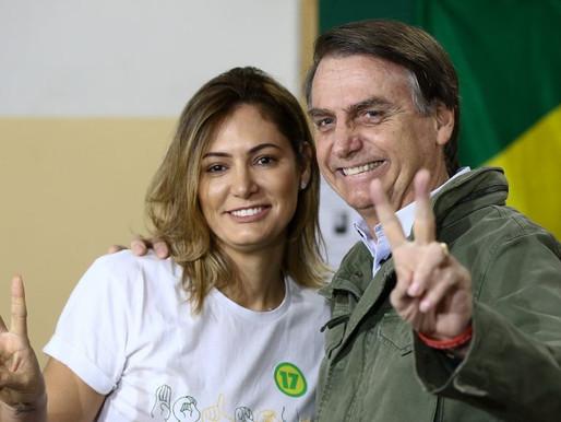 Governo de Bolsonaro realiza evento para comemorar o Dia Internacional da Mulher.