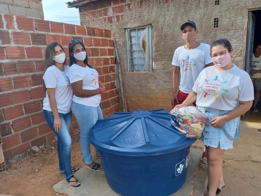 Jovens de Juazeiro se unem para realizar ações sociais no município