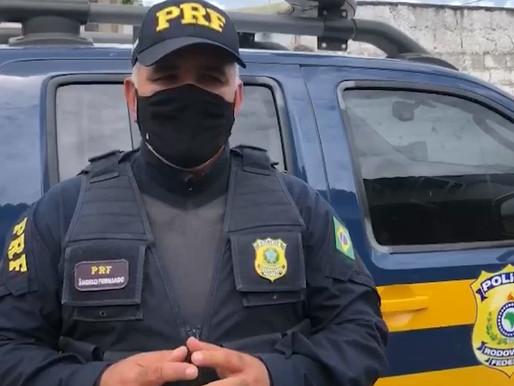 Sobre as novas regras de trânsito em vigor, PRF fala com exclusividade ao Cartaz da Cidade